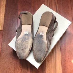 Madewell Shoes - Madewell Triple Strap Flats